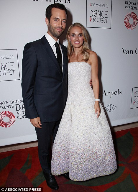 Mazel tov! Yifat Oren also planned the traditional Jewish nuptials between Oscar winner Natalie Portman and dancer Benjamin Millepied in Big Sur last August
