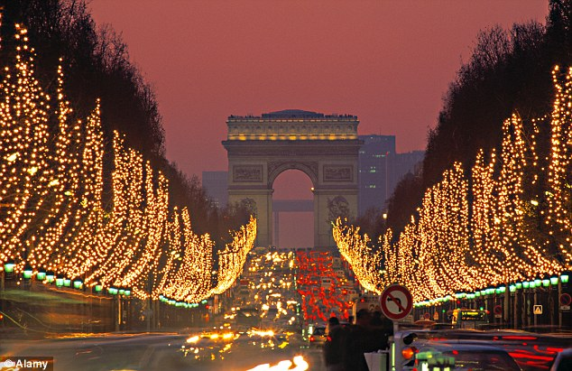 Mrs Ripley believes she spotted Megan walking on the Champs Elysees, Paris, France