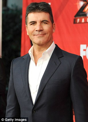 'Kicking himself': Simon Cowell is said to be struggling with his decision not to put Mariah Carey on the X Factor USA panel