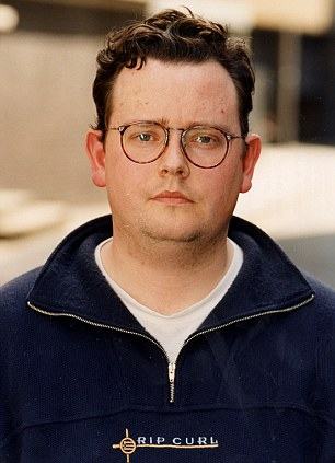 Jail time: Ronnie Barker's son Adam Barker could receive £1.4million when released