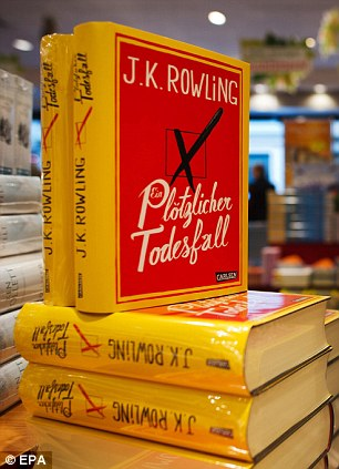 Pre-sales of 'The Casual Vacancy' were the highest of any book this year, but little was known about its content, before it was launched this week