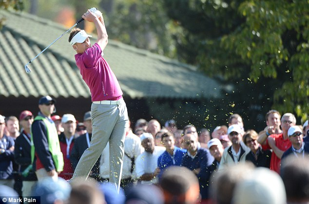 Rising above the crowd: Poulter