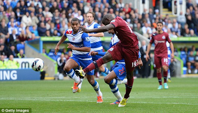 Thunderbolt: Demba Ba unleashes an unstoppable drive to make it one apiece