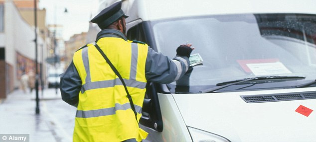 Just the ticket: Private parking firms will have to justify fines to adjudicators under the new system.