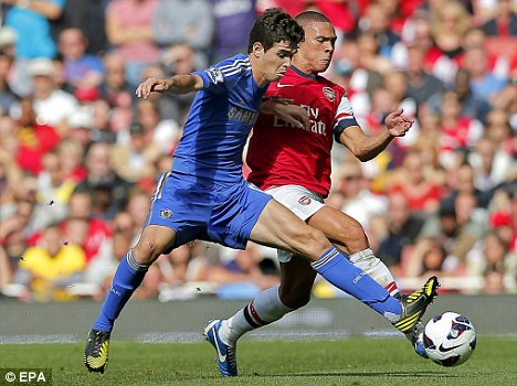 Attack: Torres thinks all the creative players can be deployed at once