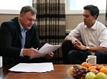 Bold plan: Shadow Chancellor Ed Balls