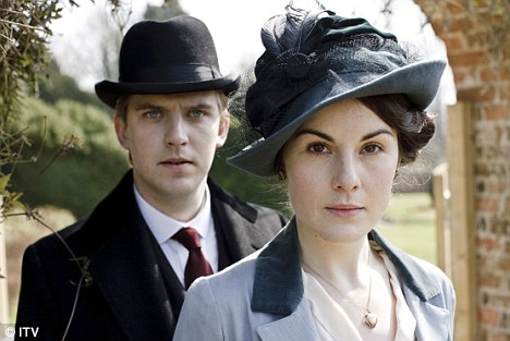 Period-drama: Fans of Downton Abbey crave reassurance, according to psychotherapist Dr Gary Solomon