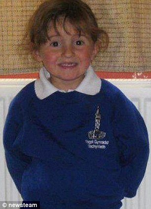 Where is she? April was last seen by another child, getting into a grey or light-coloured van which drove off
