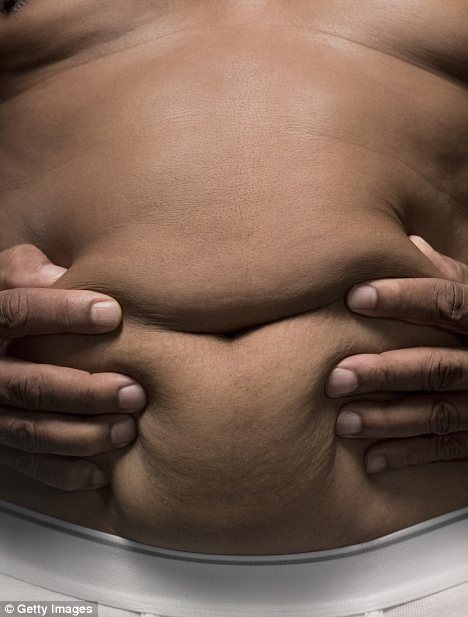 Growing: A new study has shown how between 2000 and 2010, the number of severely obese Americans increased by a whopping 70 percent