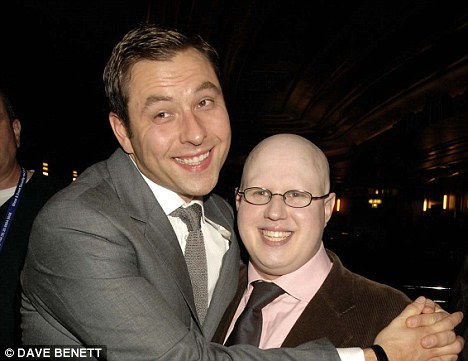 Work ethic: Although Walliams claims that Lucas was more talented than him, he himself was obsessed with rehearsing