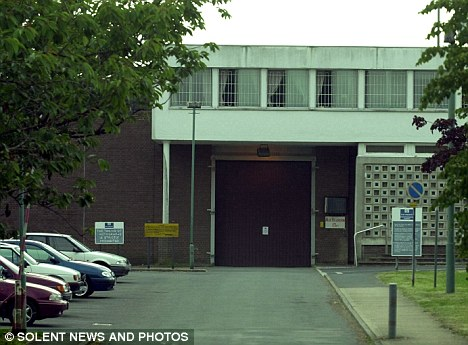 Rapist Desmond Grant said the use of buckets in cells at night at Albany prison on the Isle of Wight was a breach of his human rights