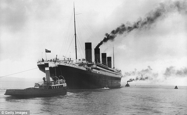 The original Titanic was built by Harland & Wolff in Belfast. The Titanic II will be built in China and will sail to Southampton on her maiden voyage