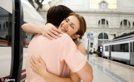 People from the UK were found to have been the least willing to avoid hugging and kissing during the swine flu pandemic