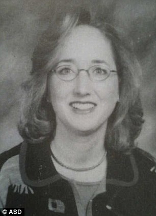 Teacher: His mother Jamie Evans, 48, who worked as an assistant principal for 15 years, was also killed