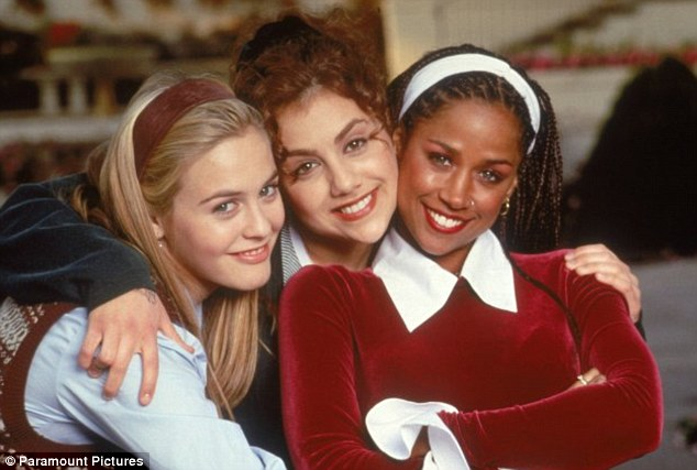 Friends: Silverstone, Brittany Murphy and Stacey Dash play friends at Beverly Hills High in Clueless
