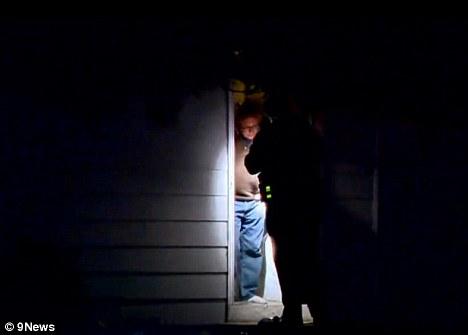 Operation: Officers went door-to-door handing out fliers with Jessica's photo to her neighbors