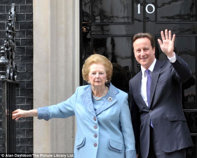 David Cameron claimed today that he had been bolder than Margaret Thatcher as he promised to block 'outrageous' EU demands for an even bigger budget