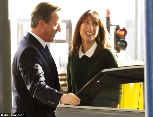 David Cameron used interviews today to insist he will not be diverted from his 'austerity' economic plan but promised help for homeowners and commuters