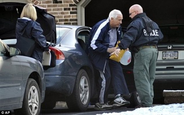 Prison life: The state of Pennsylvania  will provide Sandusky with clothes, shoes and bedding, and the first set of toiletries
