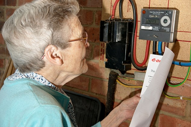 Feeling the chill: Gas price rises could hit the most vulnerable, including the elderly and poor