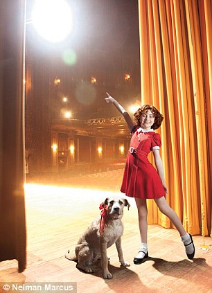Theatrical types may enjoy a walk-on role in Broadway's 'Annie: The Musical' for $30,000