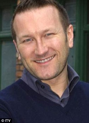 Farewell: Phil Collinson will stay in Manchester but move int a development role covering ITV drama