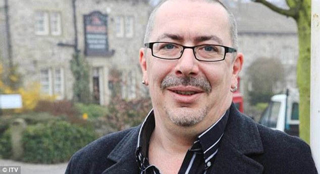 Soap switch: Stuart Blackburn has been appointed the new head of Coronation Street after three years on Emmerdale