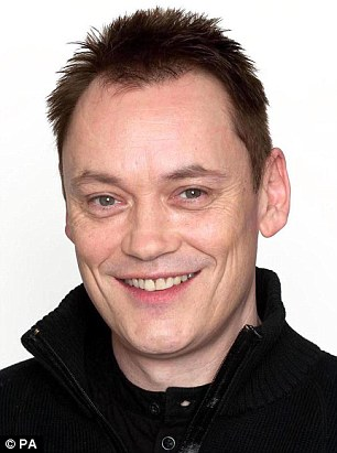 Upset: TV and radio presenter Terry Christian has been banned from watching his own son play football