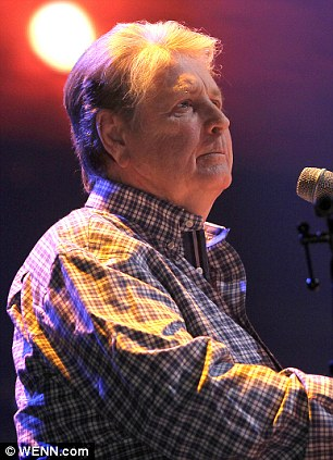 Feuding: Brian Wilson says he felt blindsided by a news release from Beach Boys bandmate Mike Love that ended the good vibrations on the band's 50th anniversary tour