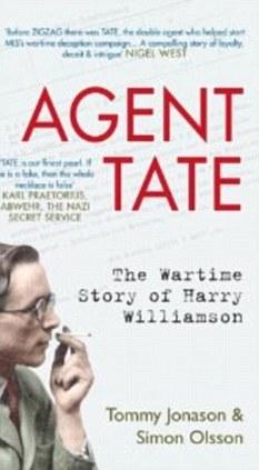 Agent Tate by Tommy Jonason & Simon Olsson