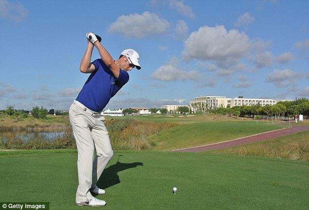 Sharing the lead: Ross Fisher made a tremendous start in Portugal