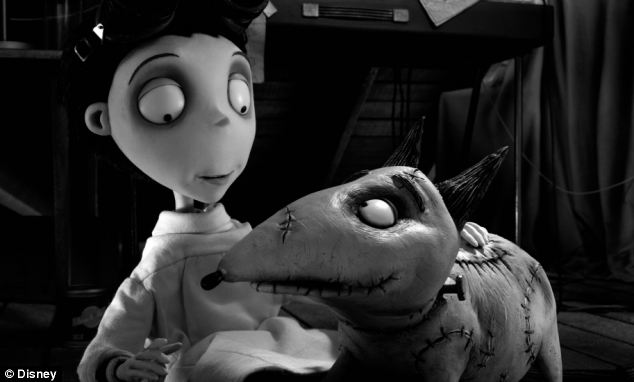 FEntertaining: Frankenweenie, a classic boy-and-his-dog story, is a return to form for Tim Burton