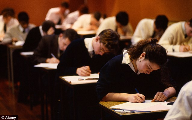 Around one in 14 teenagers who took the English GCSE qualification in the summer have opted to re-take exams
