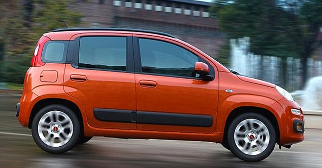 Fiat Panda: With the 0.9T Twin Air Pop model falling in Band A, drivers don't pay VED