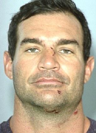 Mrs Tiaffay's estranged husband, George Tiaffay, who is accused of her murder