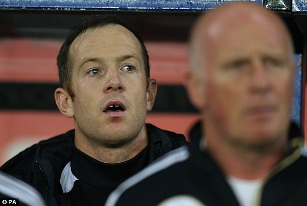 Remember me? Stoke and Scotland's Charlie Adam had to wait until the second half before going toe-to-toe with Bale again