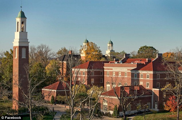Campus life: The university, located in Oxford, Ohio, is home to around 16,000 undergraduate students
