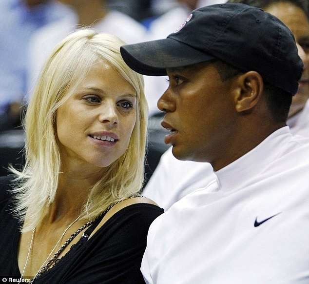 App-ier times: Neal Desai has claimed that Tiger Woods would still be with his wife Elin Nordegren if he had bought the Cate app