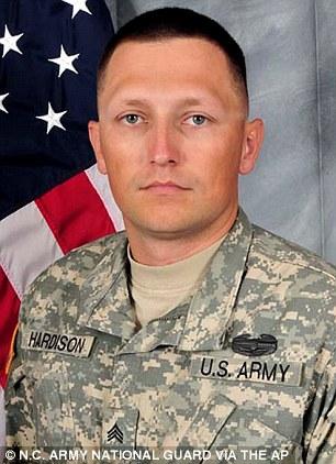 Sgt. Jeremy F. Hardison, 23, of Browns Summit, N.C.