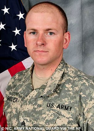 Sgt. Thomas J. Butler IV, 25, of Leland, N.C.