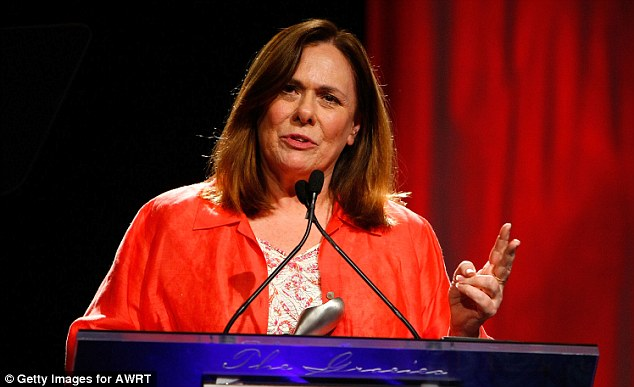 Dispute: Candy Crowley has already drawn criticism for her remarks that she will aggressively moderate the debate