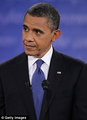 President Barack Obama's campaign signed an agreement about the moderator's role