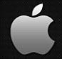 Logo: Apple.