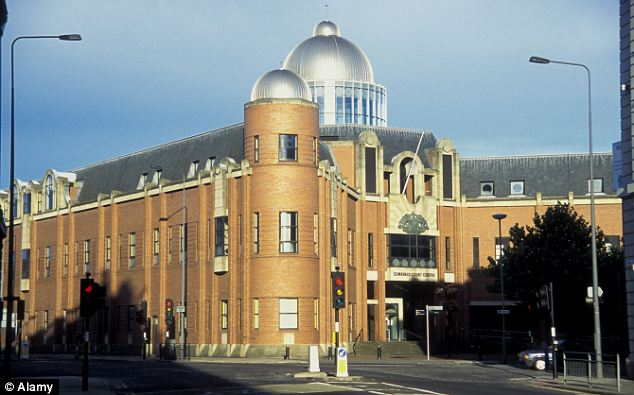 Waiting for sentence: Kelly's victim cried as a jury at Hull Crown Court (pictured) took just 30 minutes to return a unanimous verdict, convicting Kelly of rape