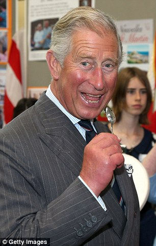 Prince Charles wrote to seven departments in 2004 and 2005