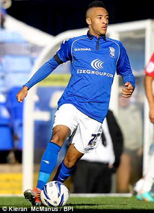 On alert: Liverpool are keen on Birmingham youngster Redmond