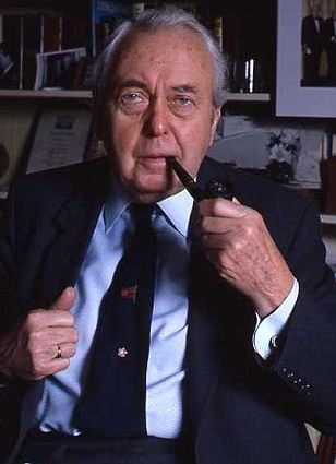 Brave: Prime Minster Harold Wilson refused the US repeated requests to join them in the Vietnam war when he was in office
