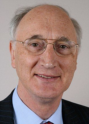 Sir George Young, Conservative MP for North West Hampshire