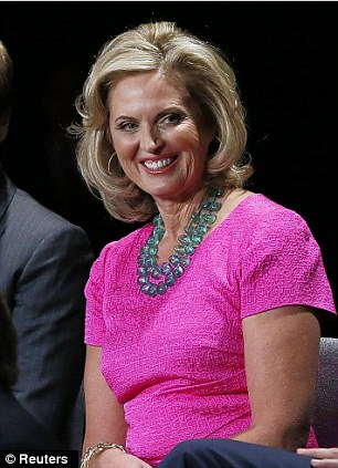Pretty in pink: Michelle Obama and Ann Romney