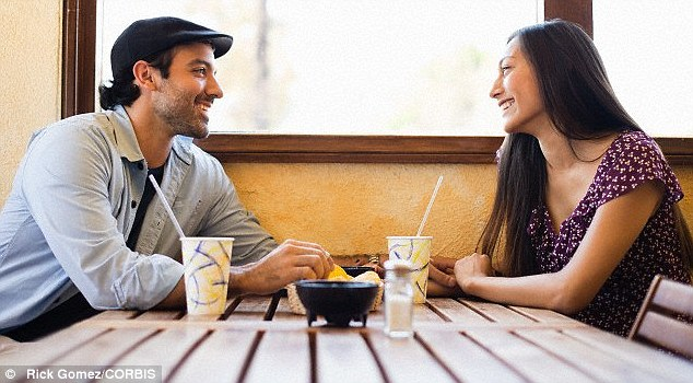 Busy: Today's time poor men and women have few opportunities for dating